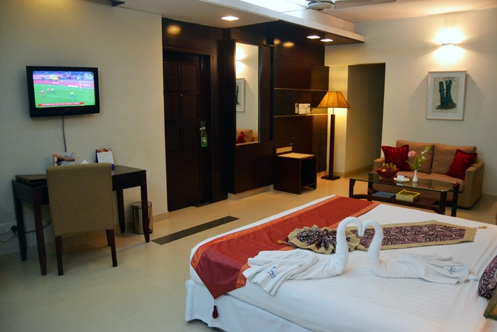 Crown Deluxe Room